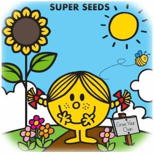 Mr Men Seeds